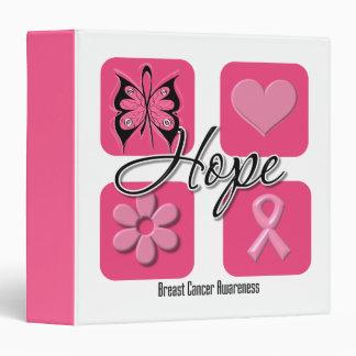 Esperanza inspirada - carpeta del cáncer de pecho