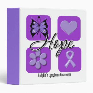 Esperanza inspirada - carpeta del linfoma de Hodgk