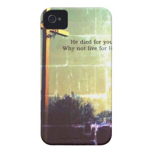Esperanza iPhone 4 Case-Mate Cárcasas