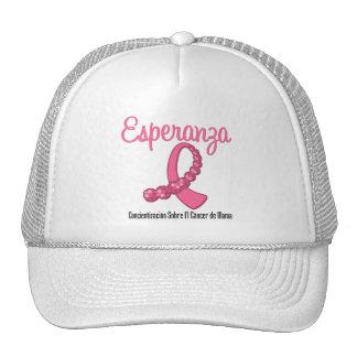 Esperanza Liston Rosa - Cancer de Mama Hat