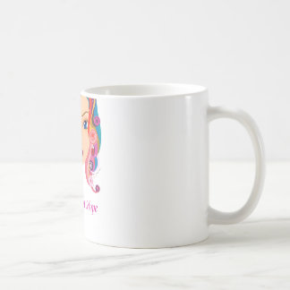 Esperanza magnífica taza clásica