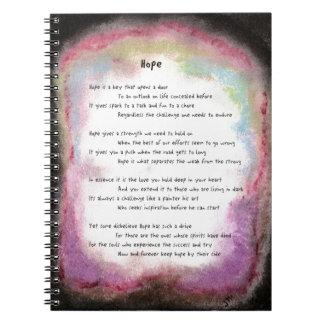 Esperanza Note Book