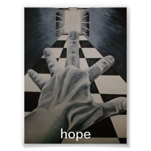 esperanza póster