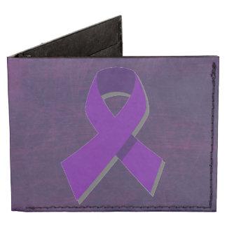 Esperanza púrpura de la oscuridad billeteras tyvek®