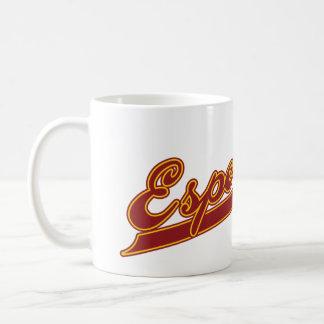 Esperanza Script Coffee Mug