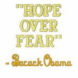 """Esperanza sobre la chaqueta bordada Barack Obama"