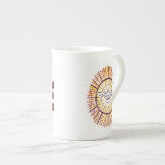Esperanza Taza De Porcelana