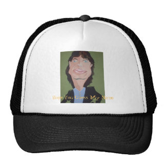 Esperanza usted conjetura mi nombre gorras