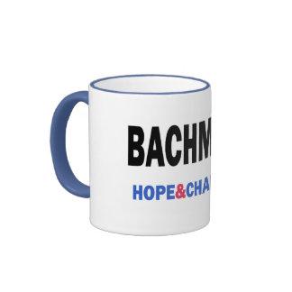 esperanza y cambio del bachmann taza a dos colores
