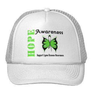 Esperanza y conciencia de la enfermedad de Lyme Gorros