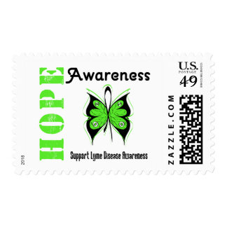 Esperanza y conciencia de la enfermedad de Lyme Sellos