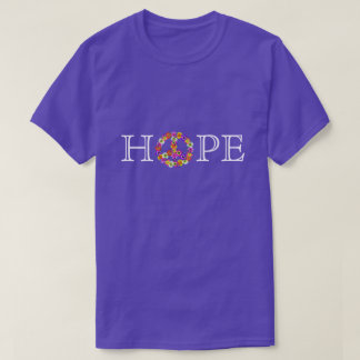 Esperanza y paz remeras