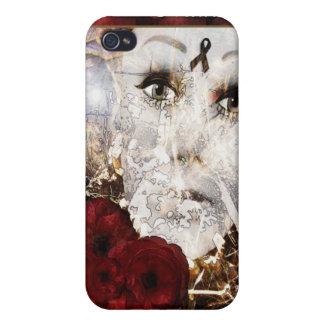 Esperar los gusanos iPhone 4 protector