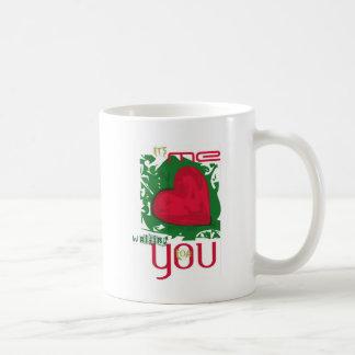 esperarle taza de café