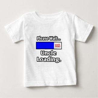 Espere por favor… a tío Loading Playera