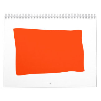 Espere y vea calendarios
