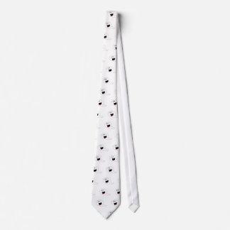 Esperma feliz - añada sus propias palabras corbata