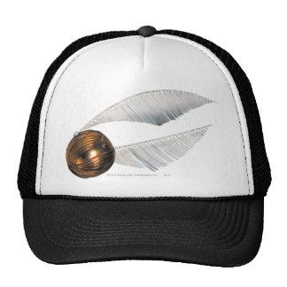 Espía de oro gorras de camionero