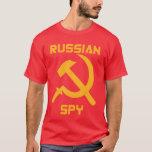 Espía ruso playera