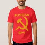 Espía ruso remera