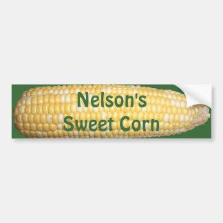 Espiga de pegatina para el parachoques del trigo etiqueta de parachoque