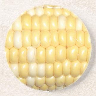 Espiga de prácticos de costa del trigo posavasos diseño