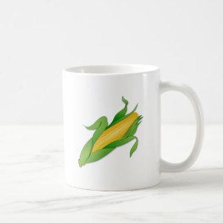 Espiga de trigo taza de café