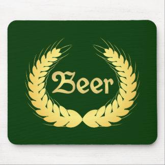 Espigas cerveza spikes beer tapetes de ratón