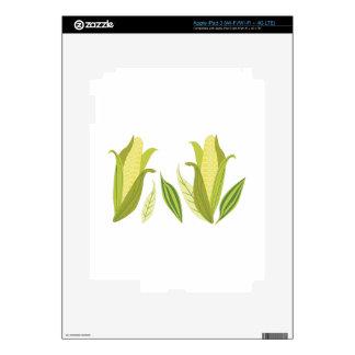 Espigas de trigo iPad 3 skins