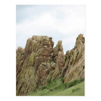 Espina dorsal Colorado de los diablos Postales