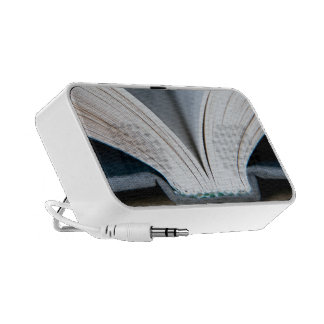 Espina dorsal del libro (altavoces) mini altavoz