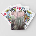 Espina en mi lado baraja cartas de poker