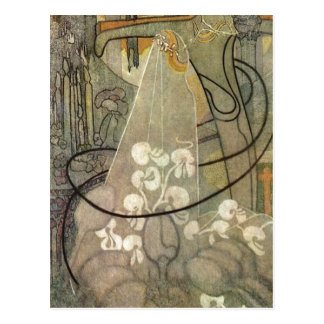 Espina-Prikker de enero: Muere Braut, aceite 18921 Tarjeta Postal