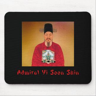 Espinilla Mousepad de almirante Yi pronto