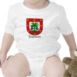 Espinoza Family Shield Baby Bodysuits