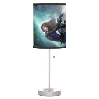 Espionage 101 desk lamp