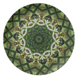 Espiral 1 de la planta de la espada platos