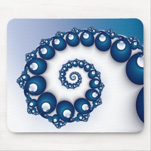 Espiral 3D Tapete De Raton