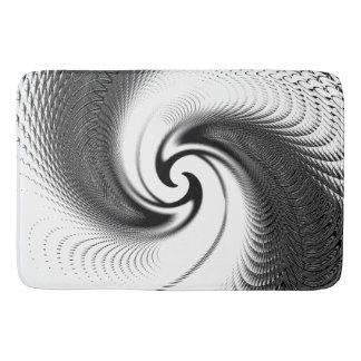 Espiral blanco y negro
