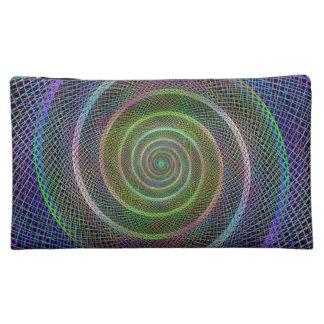 Espiral colorido del fractal