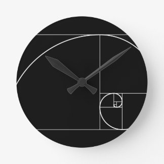 Espiral de oro blanco reloj