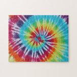 Espiral del arco iris puzzles