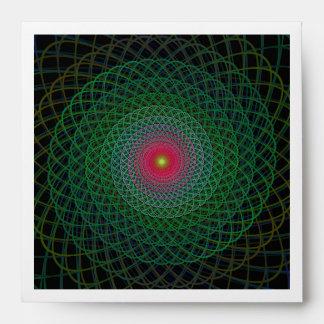 Espiral del fractal
