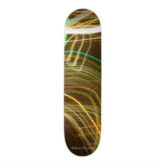 espiral electrónico patines