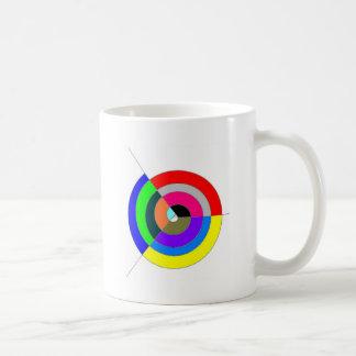 espiral_falsa_dextrogira classic white coffee mug