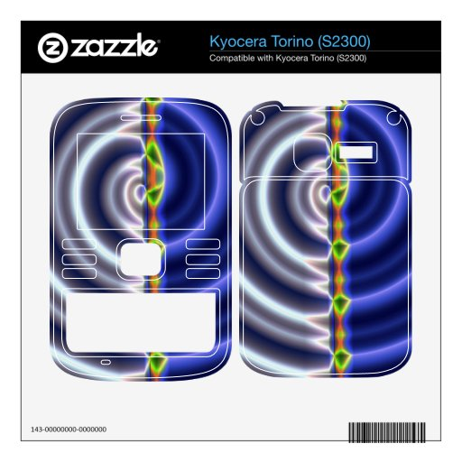 Espiral Kyocera Torino Calcomanías