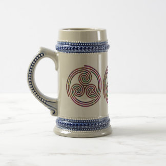 Espiral multi - Stein #2 Taza De Café