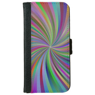 Espiral multicolor carcasa de iPhone 6