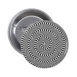 Espiral óptico plausible del bloque pins
