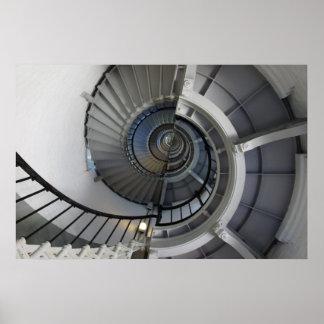 Espiral Póster